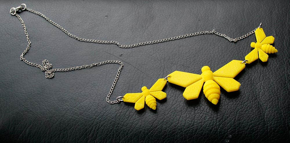 Bee Necklace Pic_1